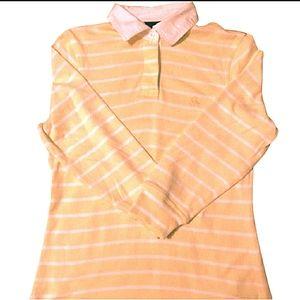 Brooks Brothers 364 Polo Shirt, Size Large